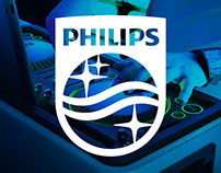Diseño Social Media - Philips Sound