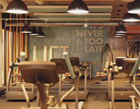 Fitness Interior