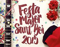 Festa Major Sant Boi 2015 (Official)
