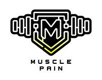 Muscle Pain Logo Design