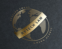 Rytech Law Logo Design