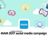 MAM social media