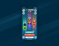 Mobile Game Design: Real Multiplayer Racer