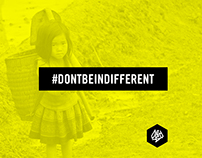 D&AD | #dontbeindifferent