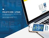 UI Design para empresa de Energia - Energy Landing page