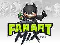 Fan Art Mix Volume 1