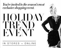 BCBG Holiday 14 Trend Event