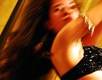 Belly, dance gestures