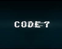 Code 7 - A Cinematic Text Adventure