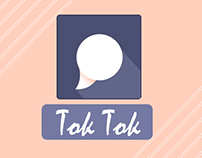 Tok Tok - Mobile Messaging app