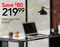 Office Depot - The Jasper Collection Online Weekly Ad