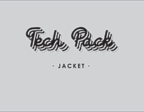Tech pack for jacket