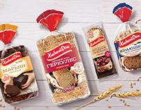 Хлебный дом от Fazer - большой редизайн