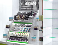 Tester Stand Oriflame