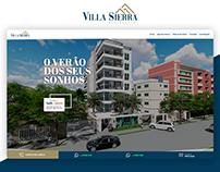 Villa Sierra - Logo & Landing Page UI / WP Responsive