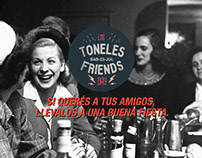 Los Toneles Friends Day l Los Toneles