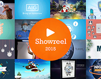 Room4 Media Showreel 2015