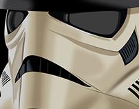 Stormtrooper Vetor