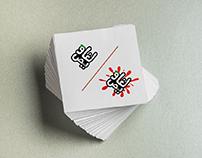 Typographic Logo LGHAWEES لغاويص