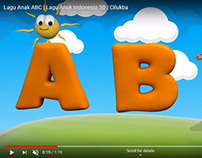 Lagu ABC - Alphabet Song Indonesia