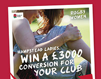 RFU RUGBY WOMEN - 'The Conversion Project'