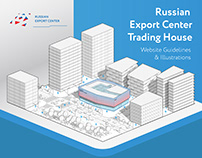 Russian Export Center Trading House