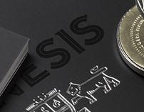 Gênesis - Brand Design