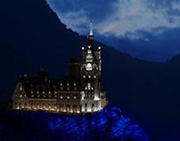 Tam Dao Castle - Lighting Design
