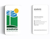 Araukaria Arquitectura | Identidad Visual