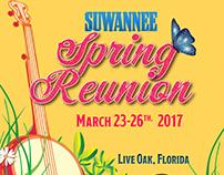Spring Reunion Festival Graphics