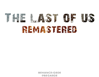 The Last of Us Poster/Ad