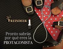 Campaña lanzamiento E-commerce REINDEER