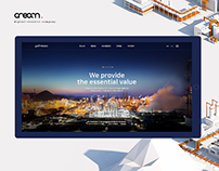 Yeochun NCC Website Renewal