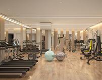 Fitness center (Gym)