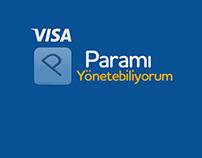Visa - Paramı Yönetebiliyorum