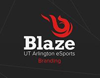 Team Blaze Branding