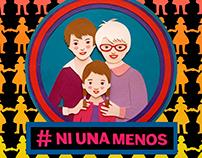 Poster #niunamenos