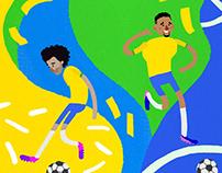 Vai Brasil!!