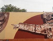 Sagan - Mural (ESP, 2018)