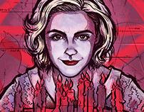 Sabrina póster