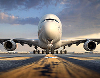 Dcci_MRM_Dubai Airport_Emirates-A380
