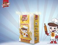 """Brashko"" 2D Character mascot Animation Promo video"