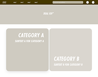 The E-Commerce Theme in works