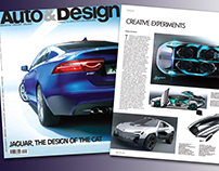 Publications: Top Gear, Auto&Design
