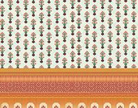 Digital Prints Design For Bottom ( Indian Wear)