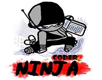 Ninja Coder Logo