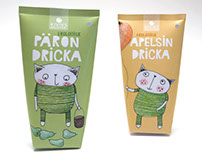 Juice packaging