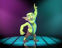 Dancing Goblin