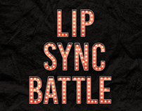 Event Poster (Lip Sync Battle)