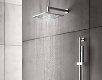 The Rain Showerhead – Enjoy The Comfort Of Bathing